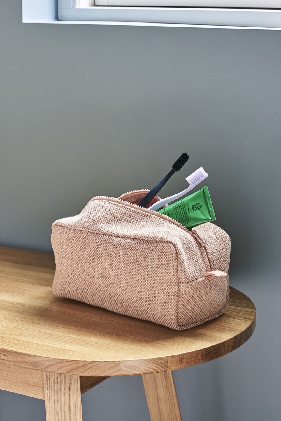 Hay Hue Make Up Bag Soft Pink