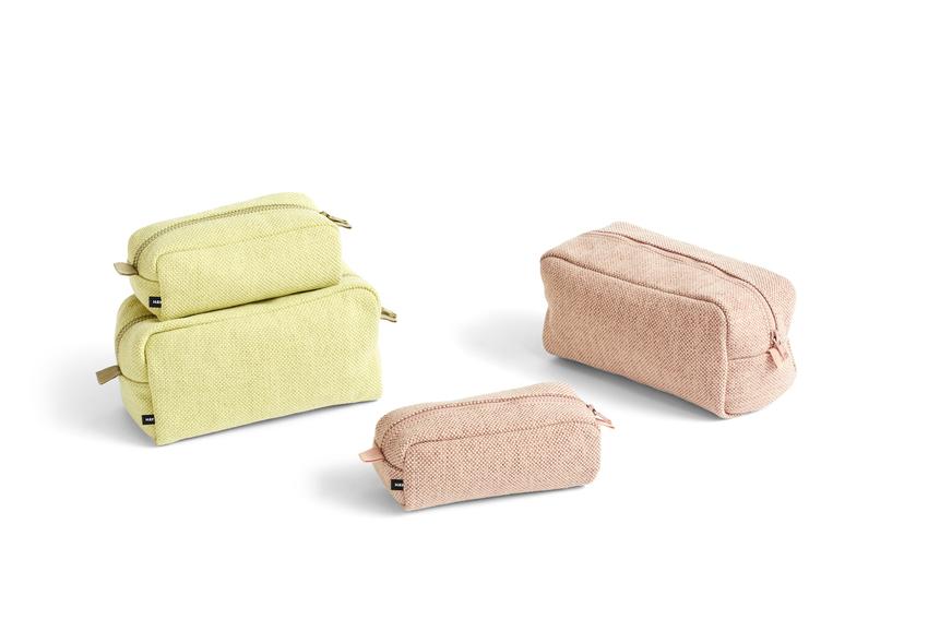 Hay Hue Make Up Bag Yellow