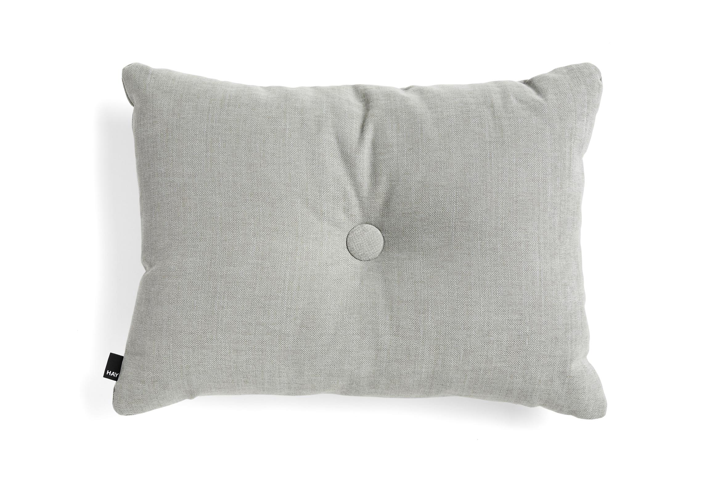 Dot cushion tint grey