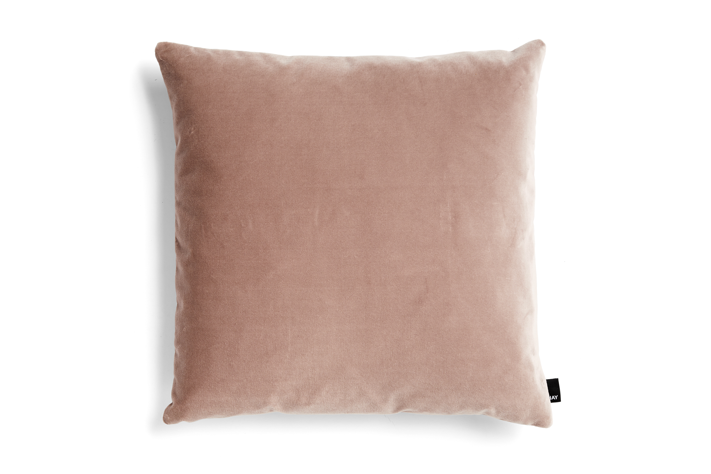 Eclectic cushion 50x50 dusty pink