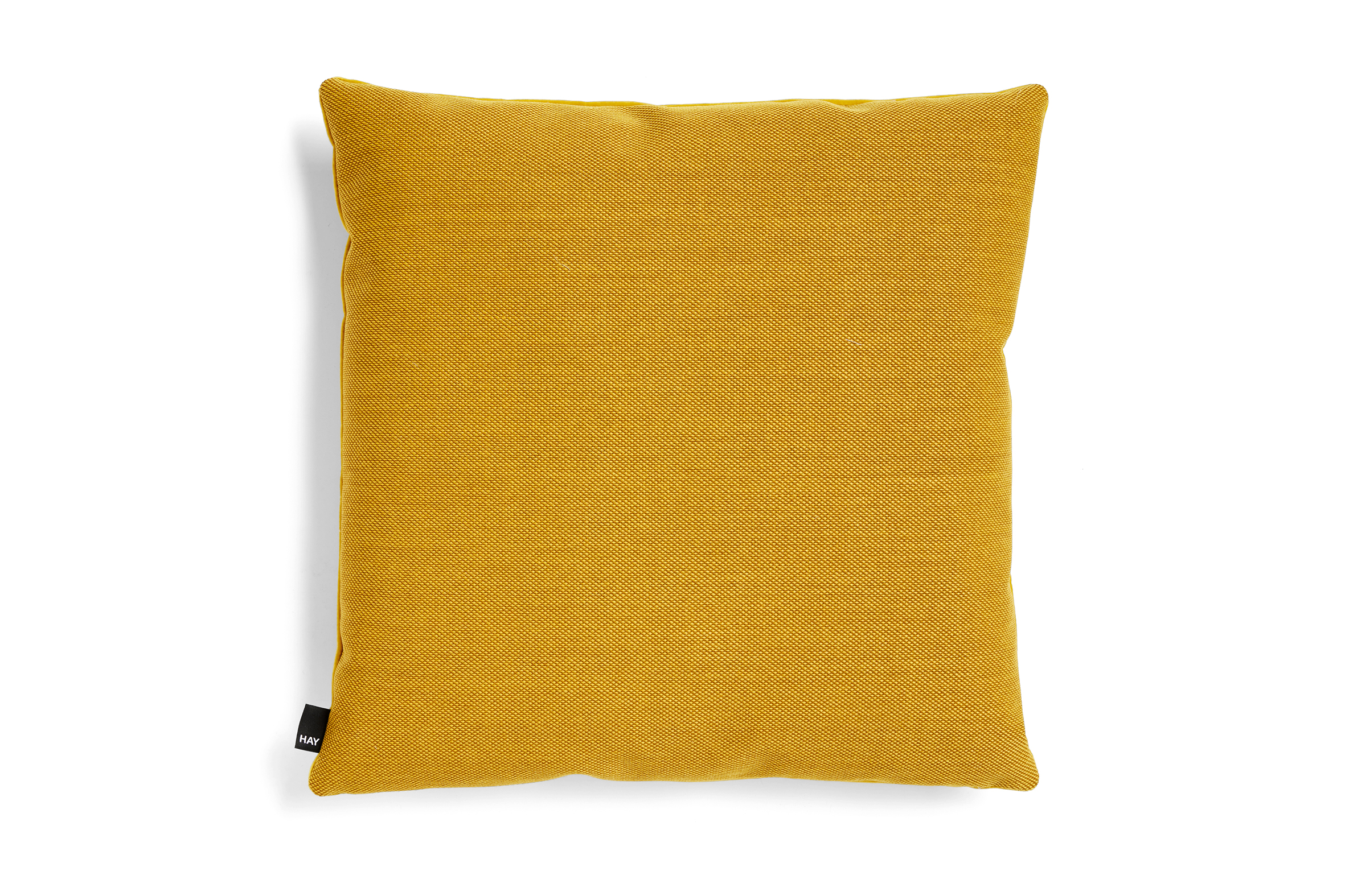 Eclectic cushion 50x50 yellow