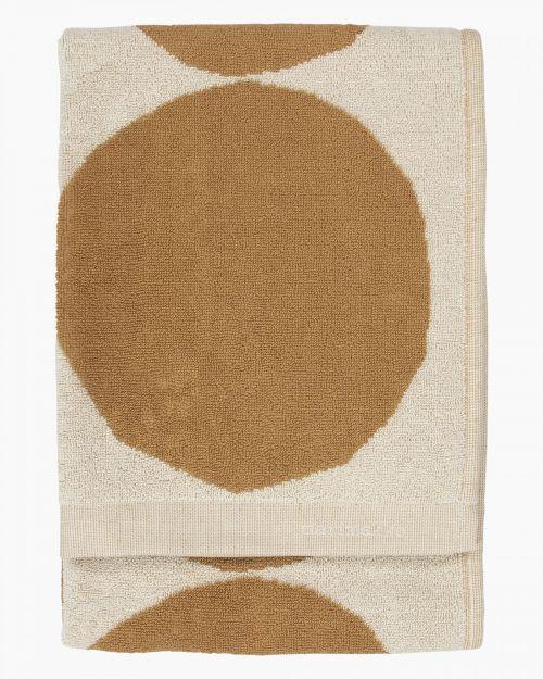 Marimekko Hand Towel 50x100 Beige/Yellow
