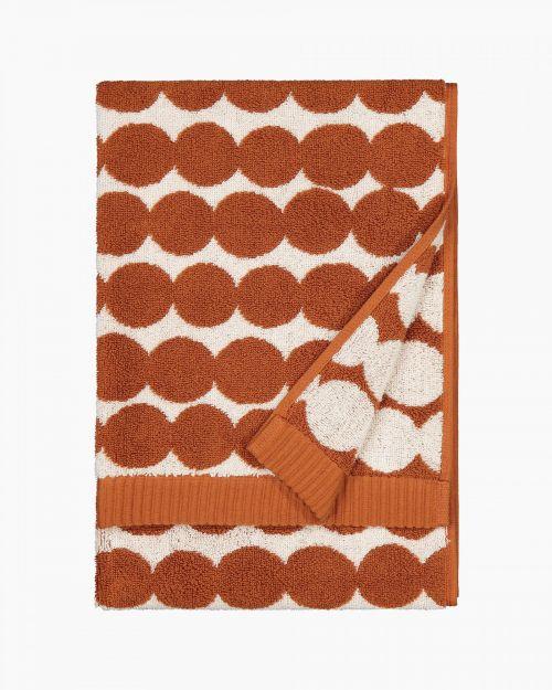 Marimekko Rasymatto Hand Towel 50x100 Off-White/Brown