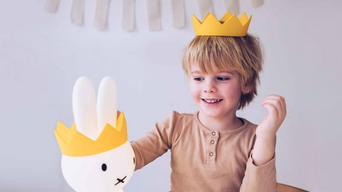 Celebrate Miffy and friends crown