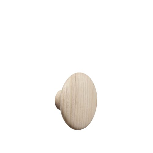 Dot wood medium Ø 13 cm ash