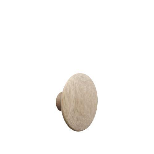 Dot wood medium Ø 13 cm oak