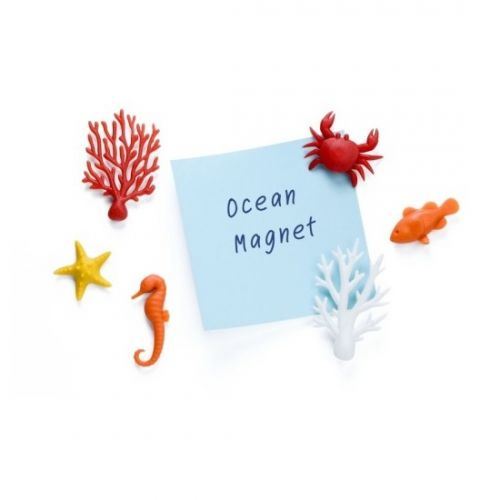Ocean ecology magnets