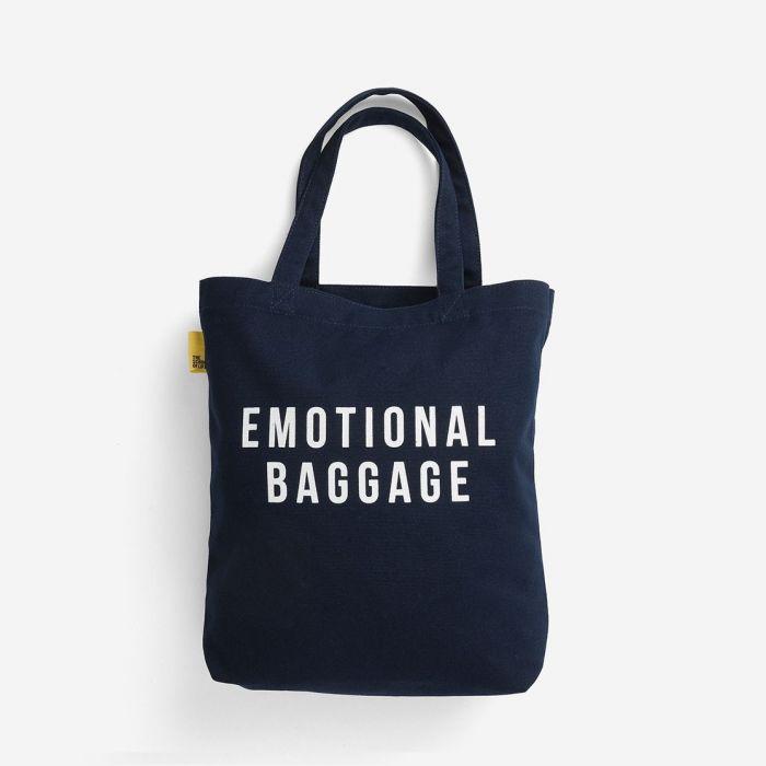 Emotional bag navy