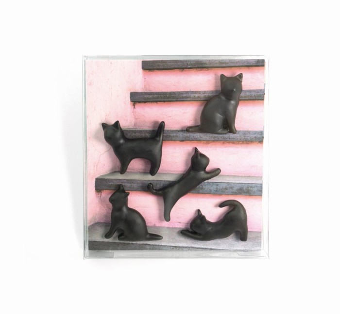 Magnet meow set of 5