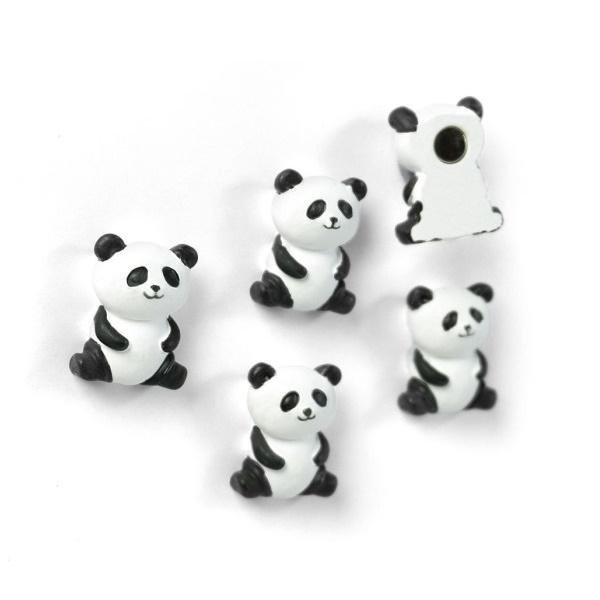 Magnet panda set van 5