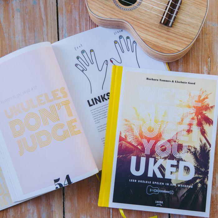 Uked leer ukelele spelen in een weekend