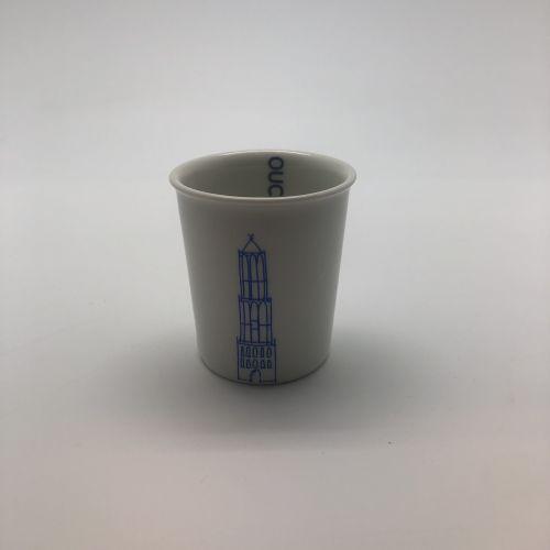 Espresso beker scheldmokje ouchie