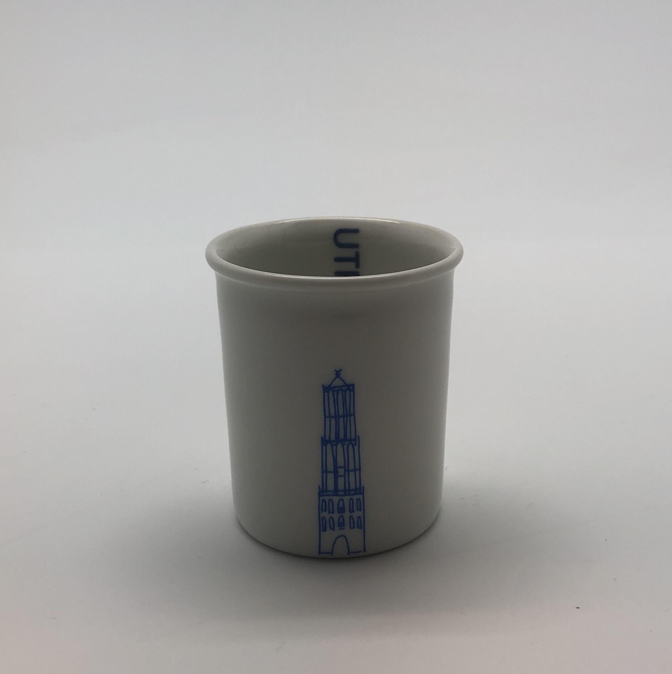 Koffie beker scheldmokje Utreg