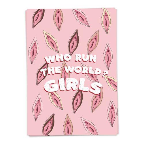 IWD- Run the world