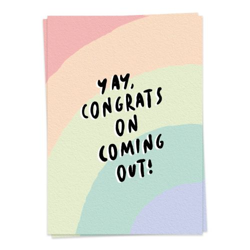 LGBTQ – Coming out