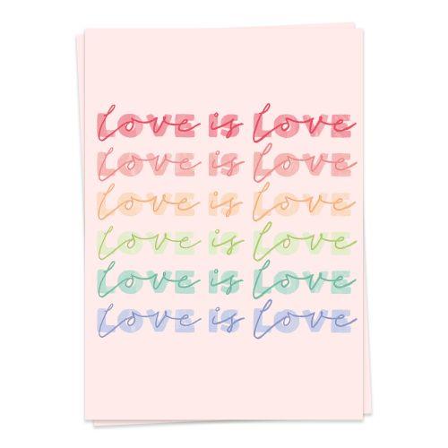 LGBTQ –Love is love