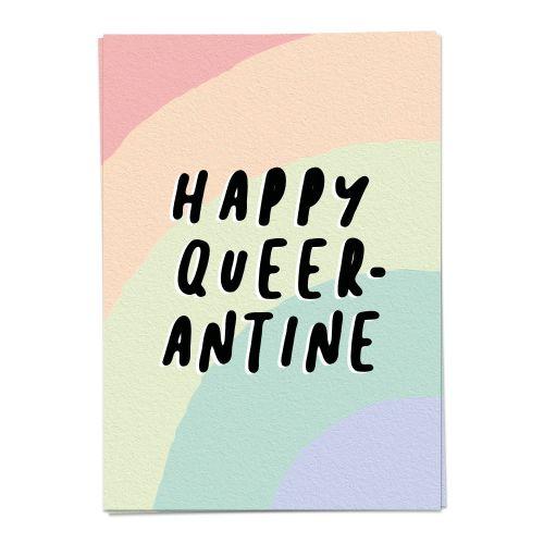 LGBTQ - Happy queerantine