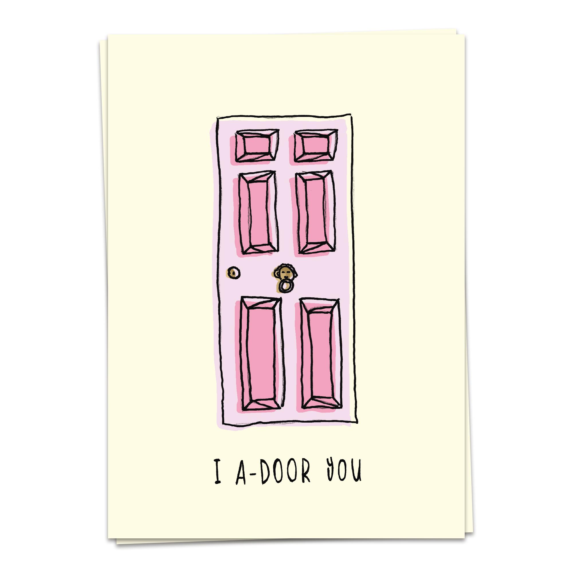 Love - A-door you