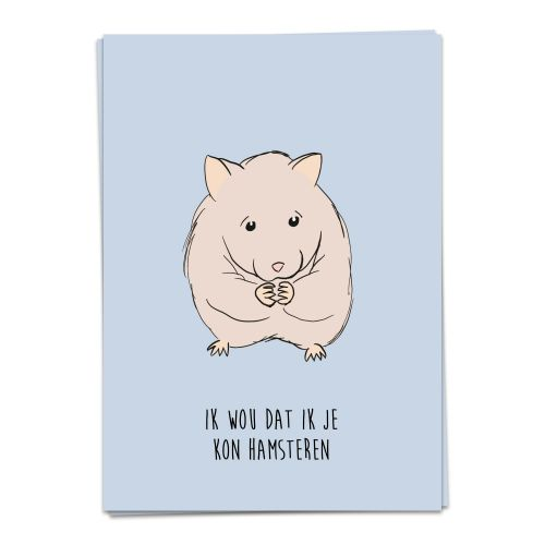 Love - Hamsteren