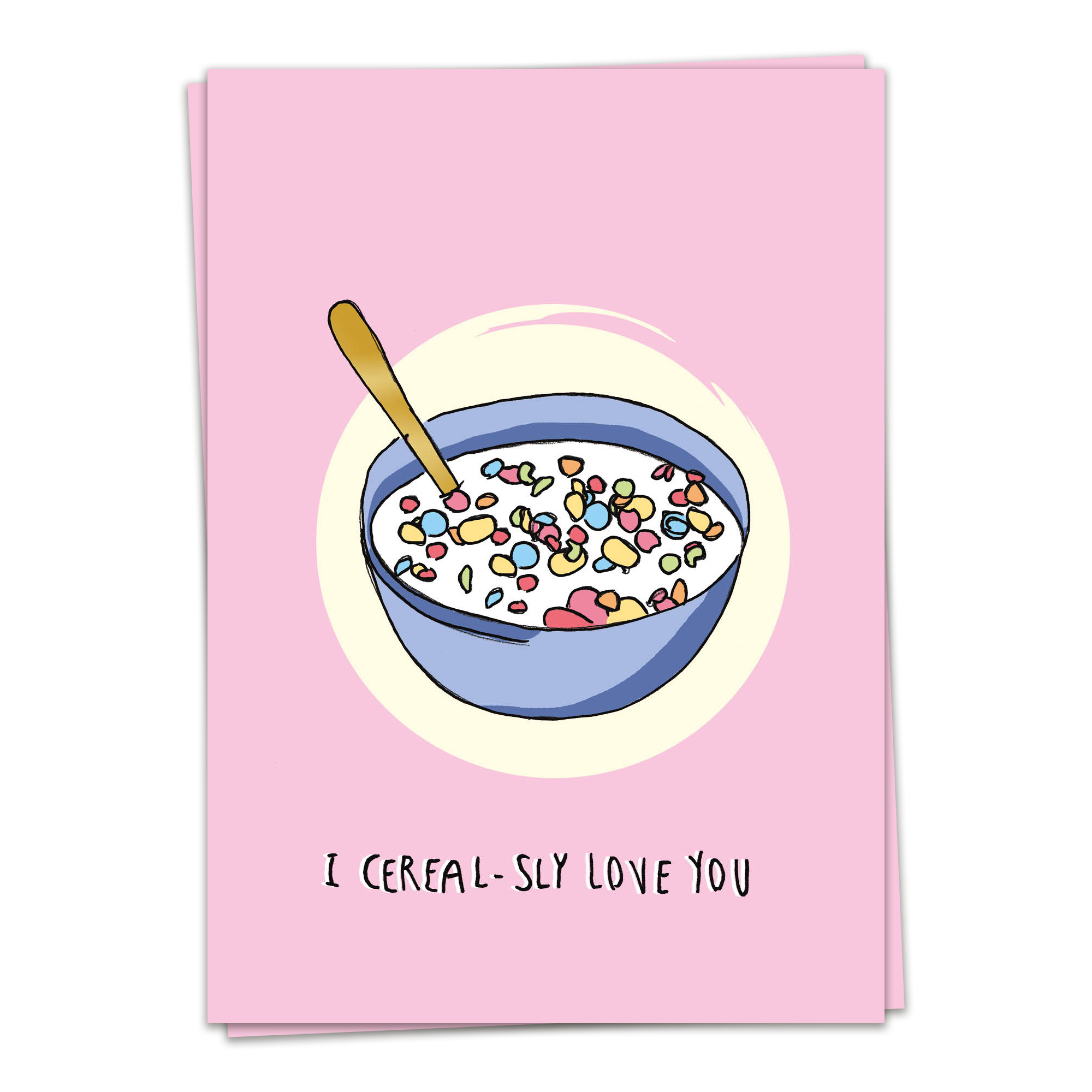 Vday - Cereal love
