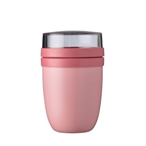 Isoleer lunchpot ellipse Nordic pink