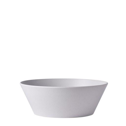 Serveerschaal bloom 1.5 L pebble white