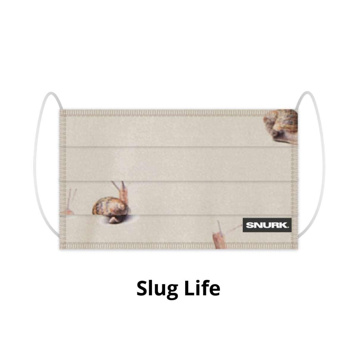 Mondkapje Slug Life