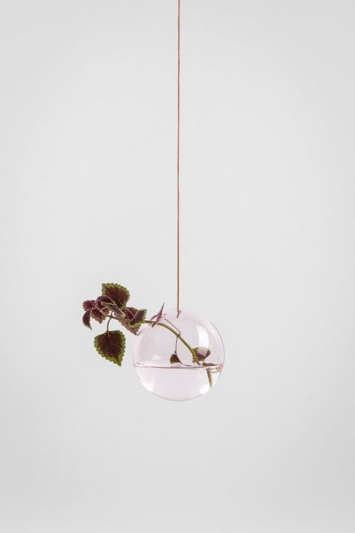 Studio About Bubble Hanging Vase M Rose