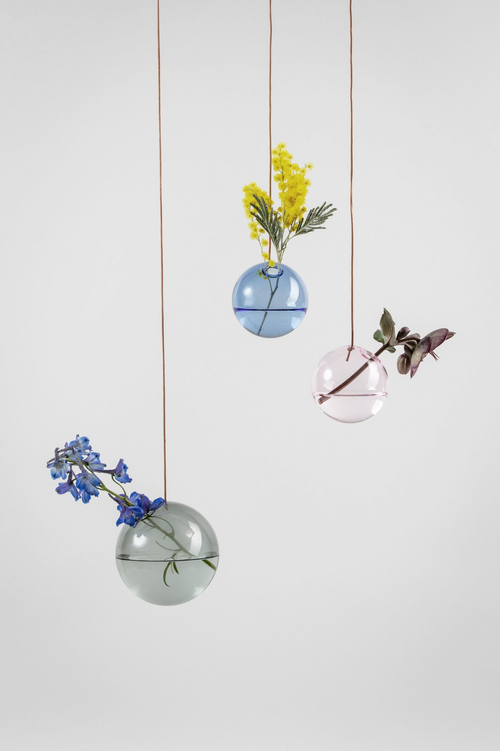 Studio About Bubble Hanging Vase S Green