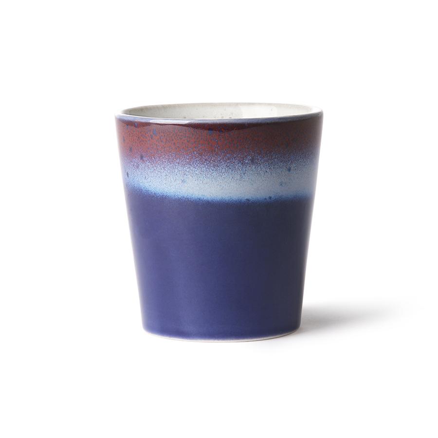 Ceramic 70's mug air