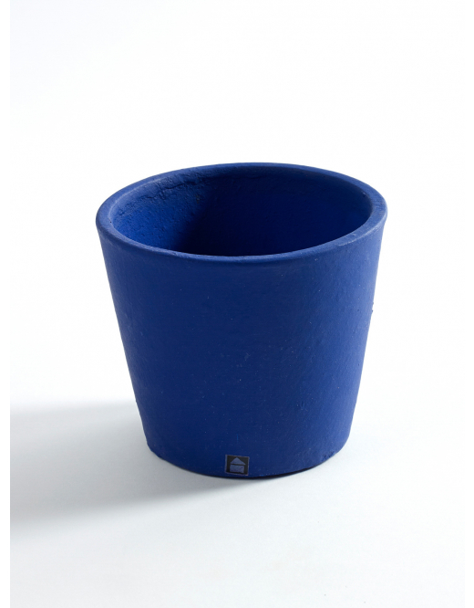 Pot container S Navy blue