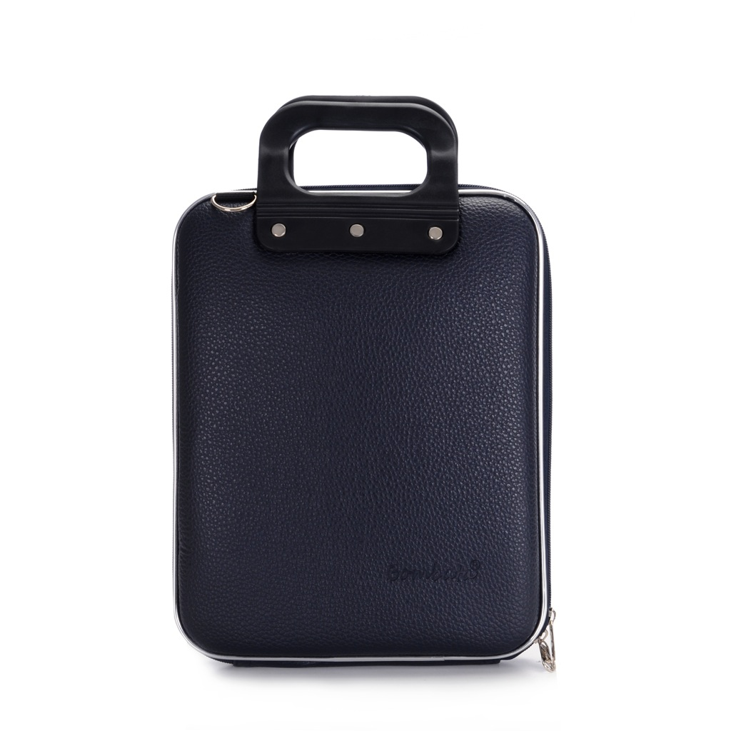 Tablet briefcase 11 inch blue