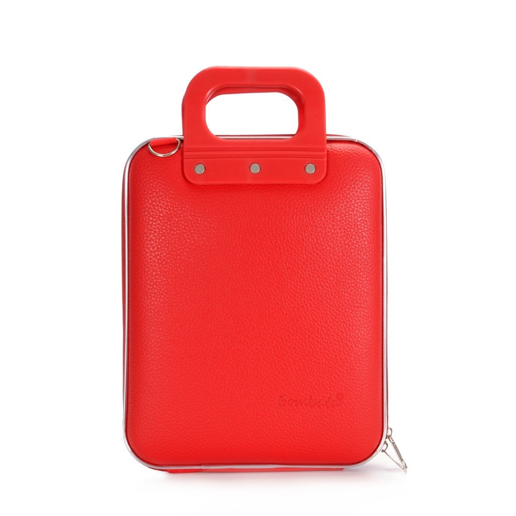 Tablet briefcase 11 inch red