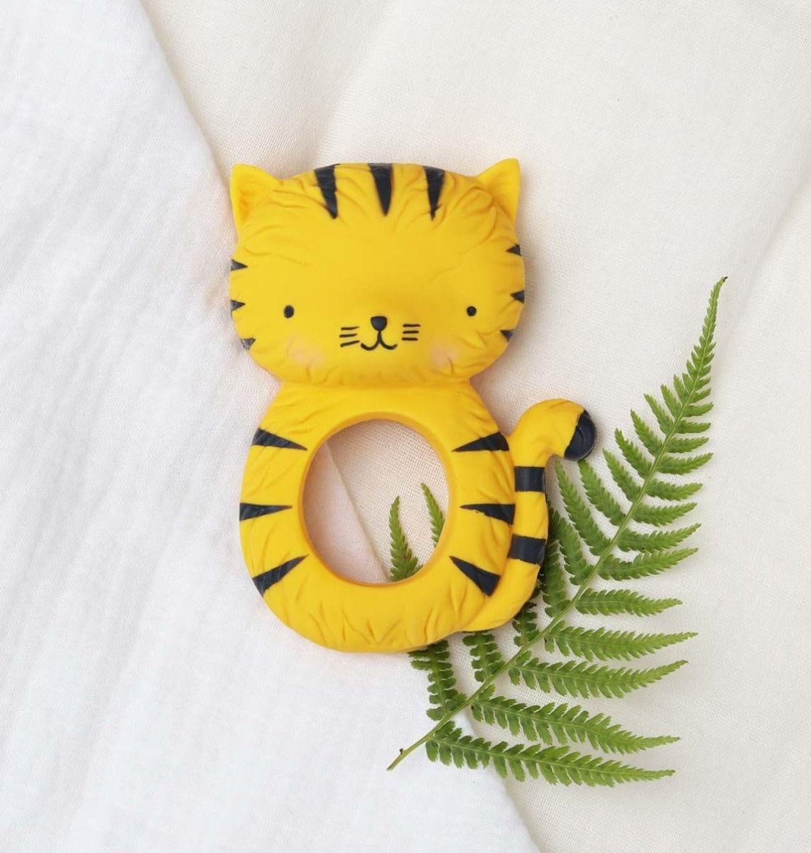 Bijtring tijger