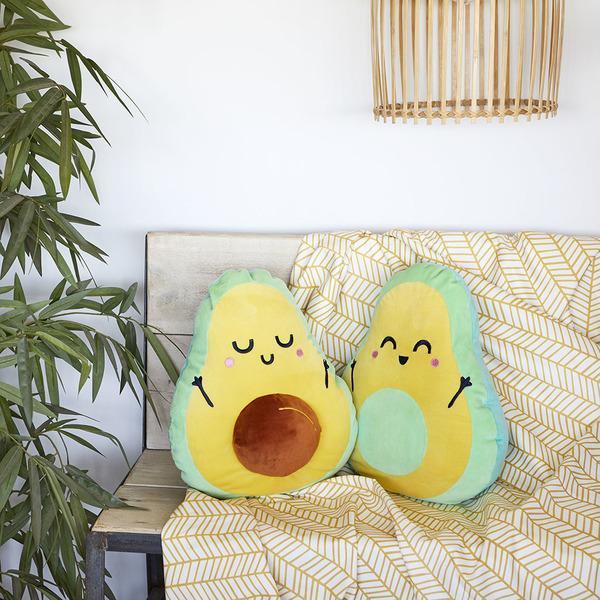 Cushion mr wonderful avocado pip