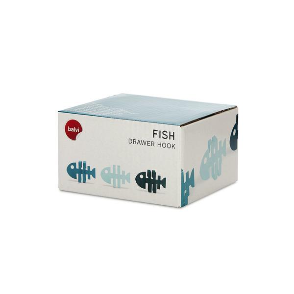 Drawer hook fish set van 3