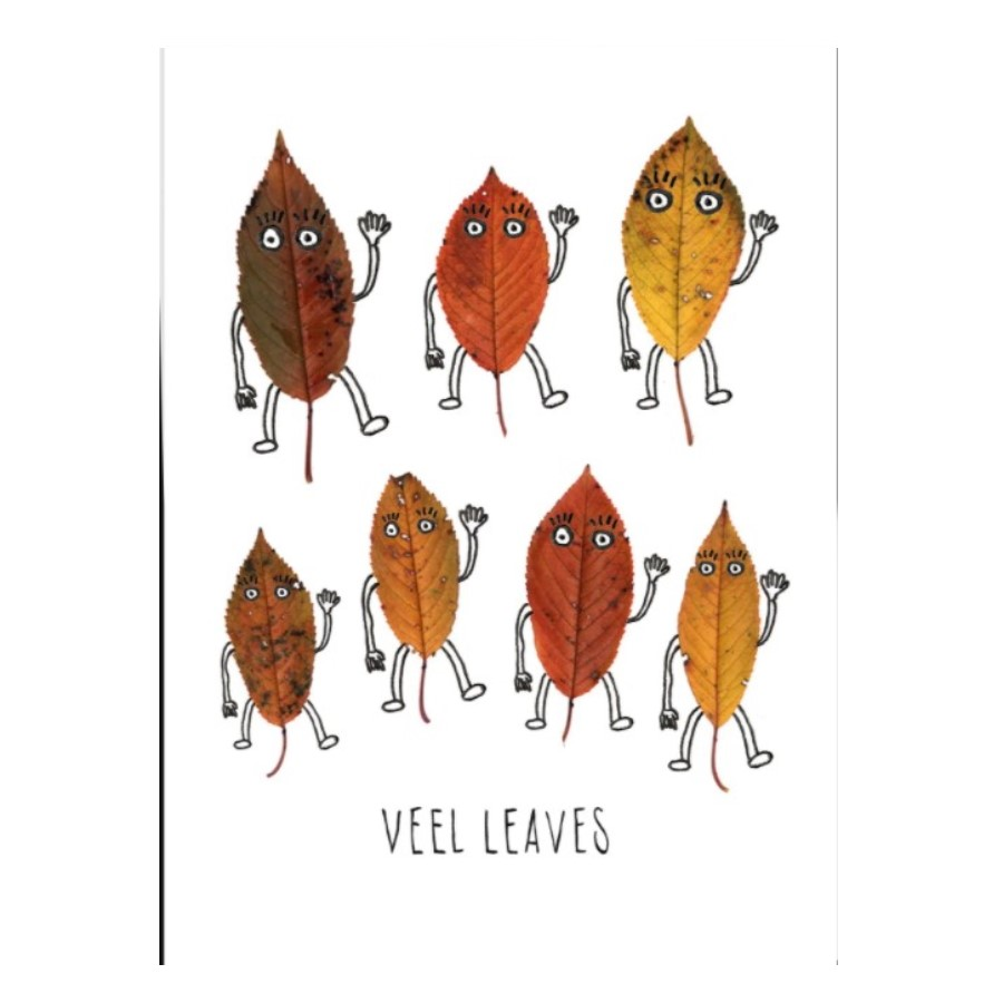 BFF - Veel leaves